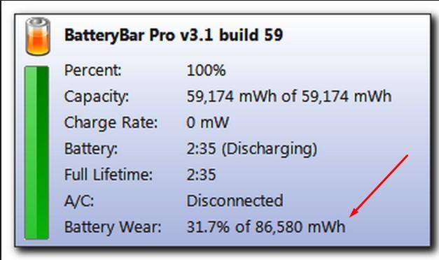 Battery bar - смотрим ресурс