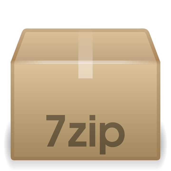 7-Zip - бесплатный архиватор
