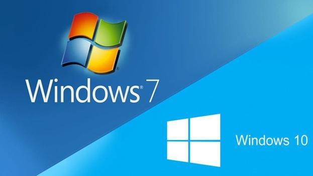Windows 7 или Windows 10