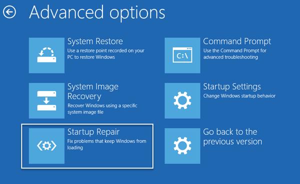 Не запускается Windows 10
