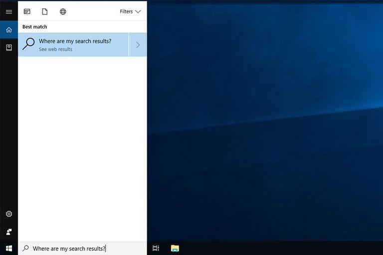 Не работает поиск Windows 10: причины и решения