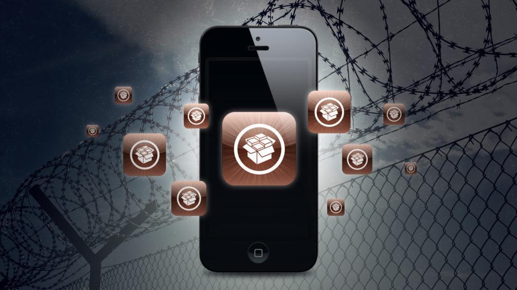 Cydia на iPhone.
