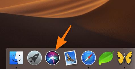 Панель избранных программ Dock и иконка Launchpad