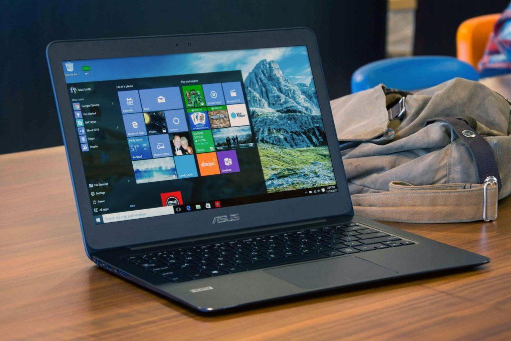 Выбор сборки Windows 10