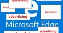 Как убрать рекламу в браузере Microsoft Edge