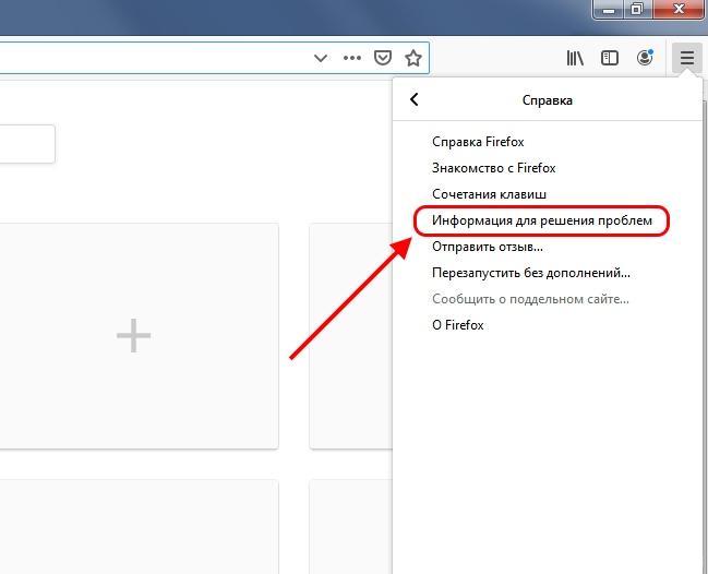 Ошибка plugin container в Mozilla Firefox