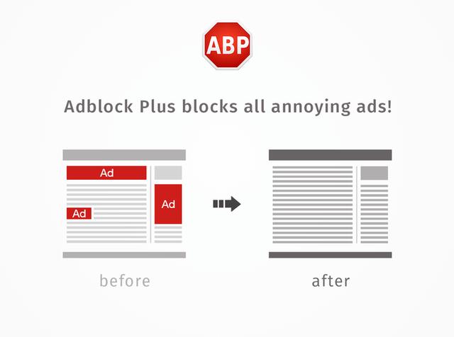 AdBlock Plus для Mozilla Firefox