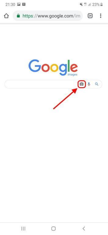 найти похожую картинку в google