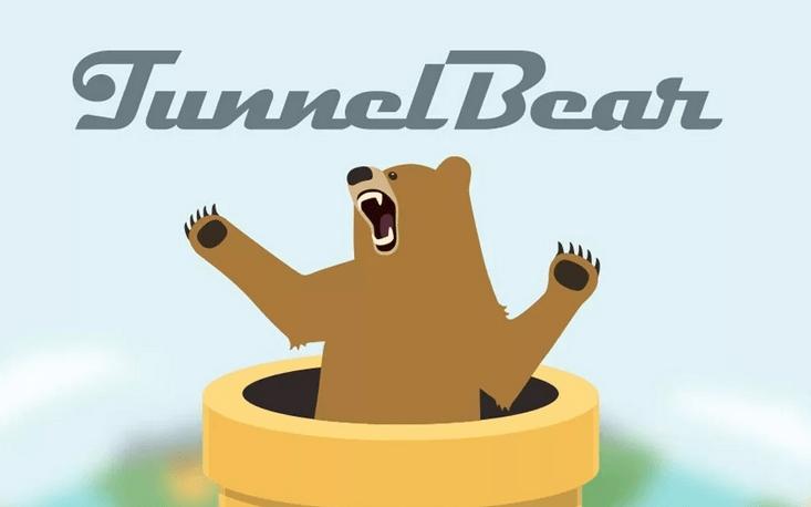 Логотип TunnelBear