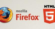 Включаем поддержку HTML5 в браузере Mozilla Firefox