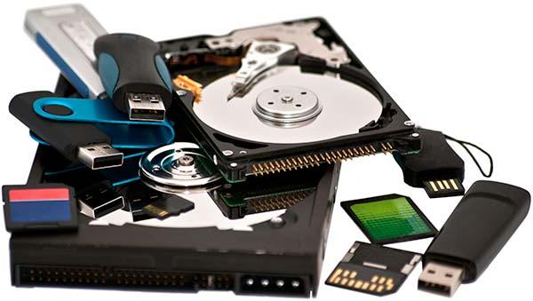 Программы для восстановления данных