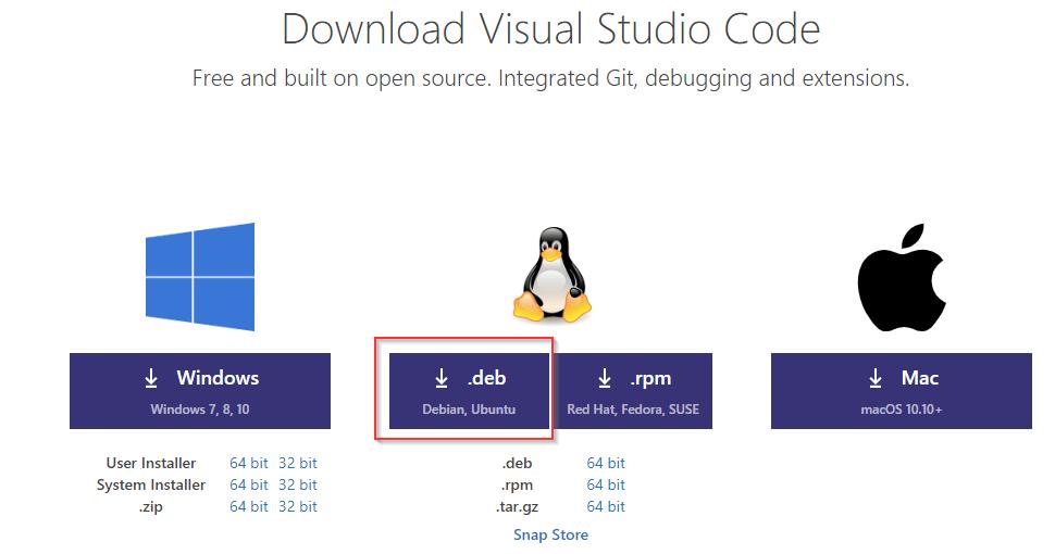 Инструкция: Как установить Visual Studio Code в Linux