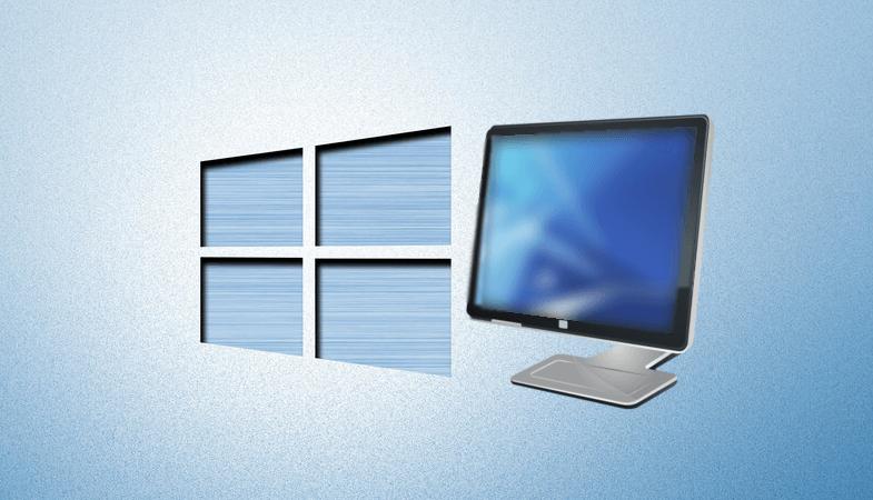 Размытое изображение на мониторе Windows 10