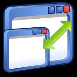 Иконка разрешение экрана, масштаб