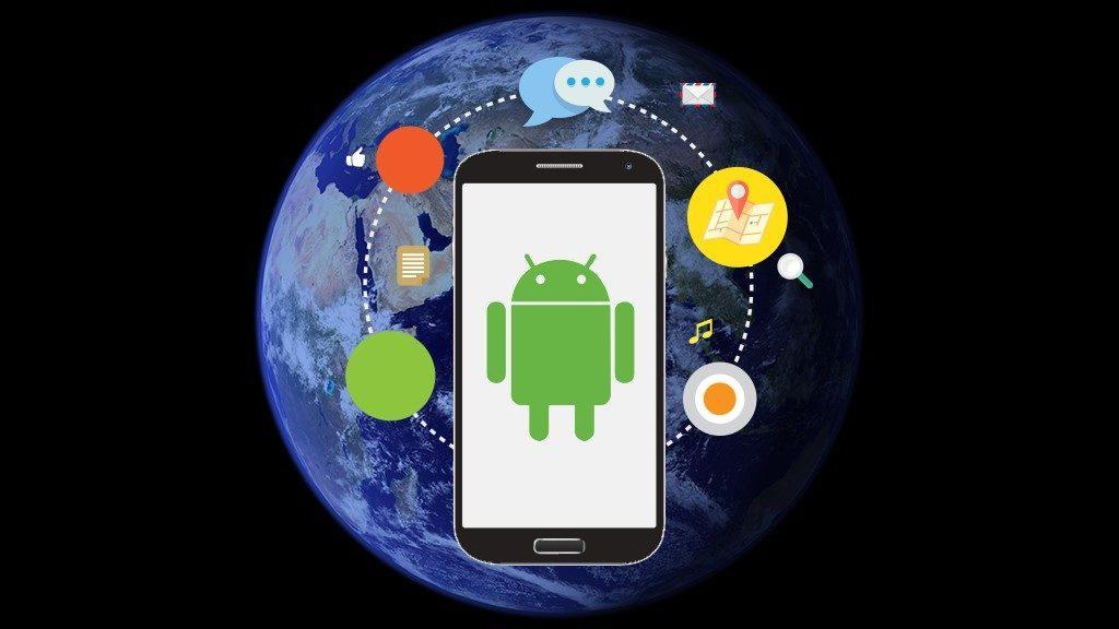 Значки приложений на Android