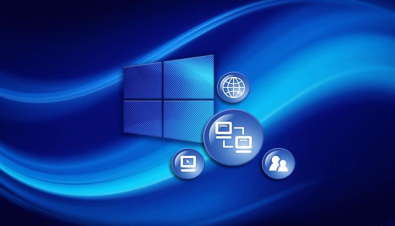 Сетевое обнаружение Windows 10