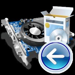 Иконка видеокарта, драйвер, установка