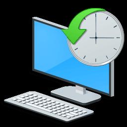 Иконка компьютер, восстановление