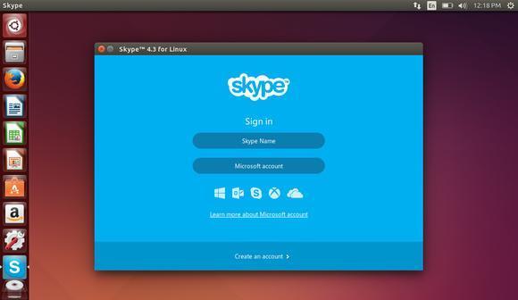 Установка Skype в Linux
