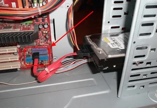 Как отключить жесткий диск от компьютера