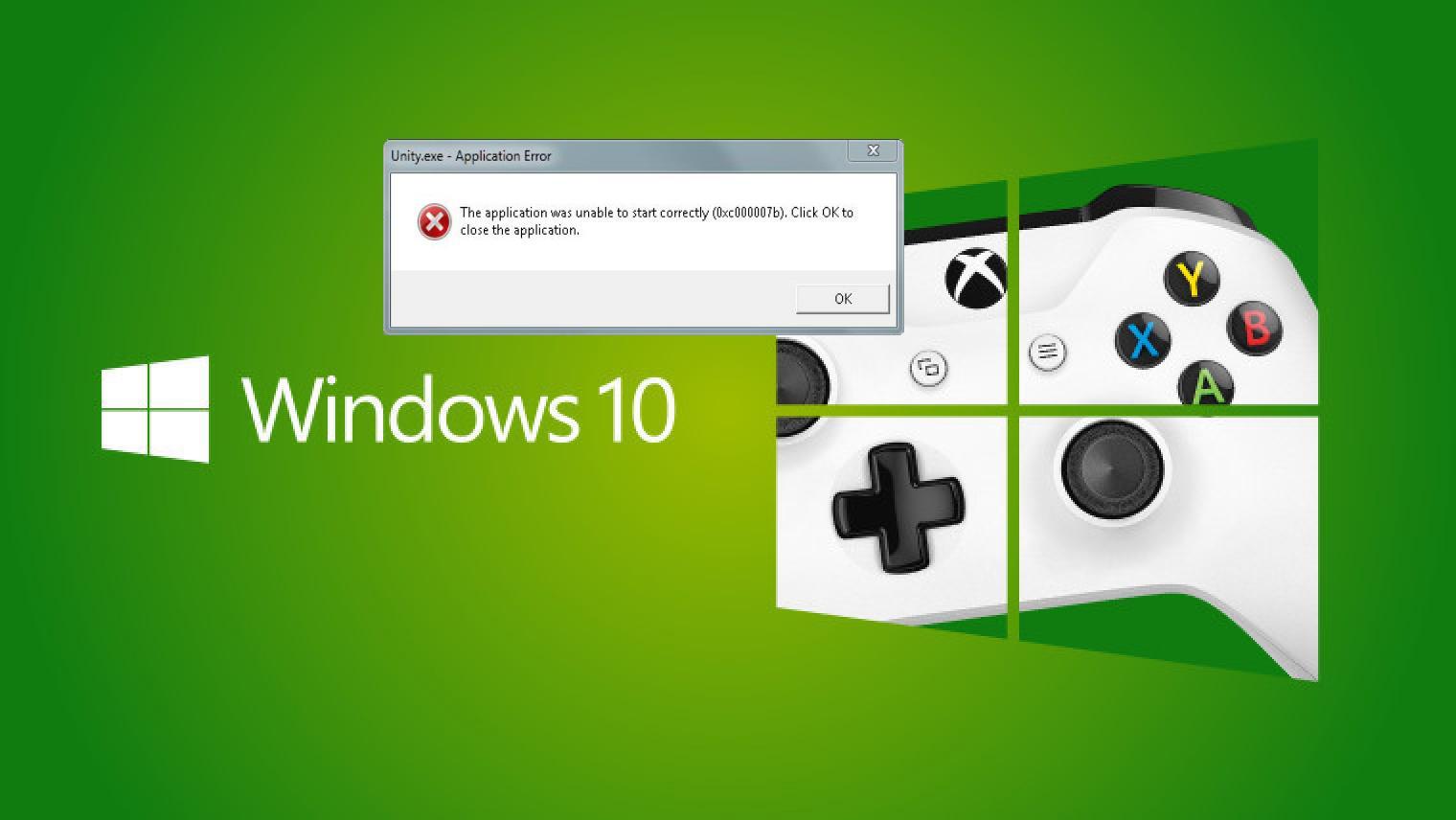 Проблемы с запуском игр на Windows 10