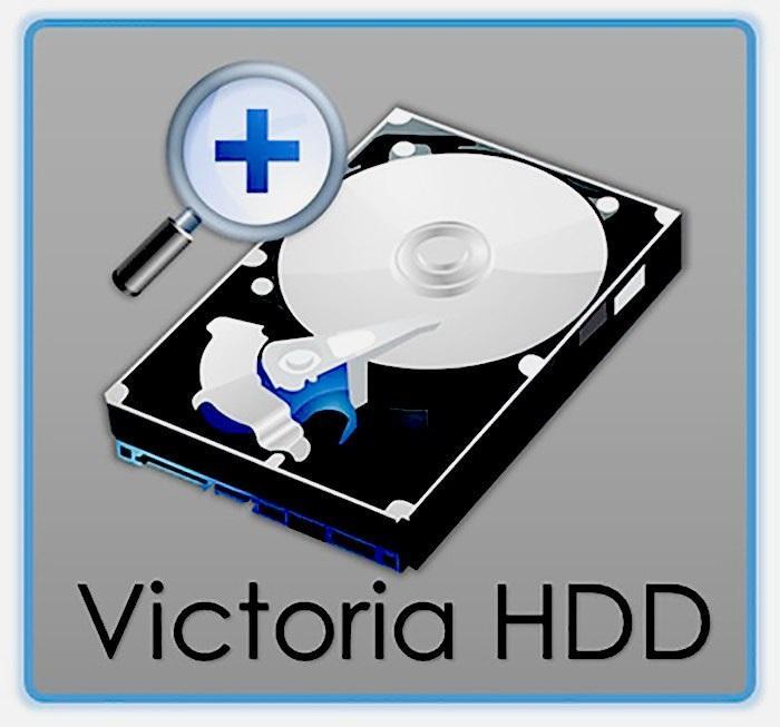 Лого Victoria HDD