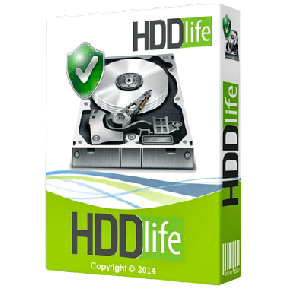 Логотип программного продукта HDDlife