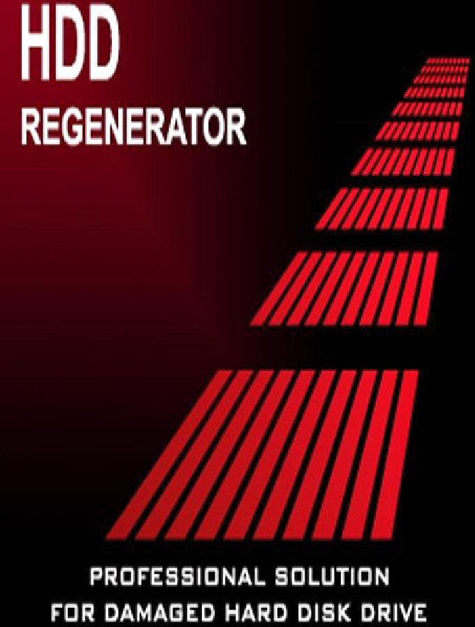 Лого HDD Regenerator