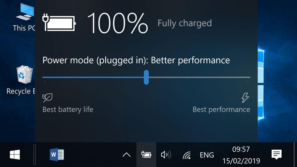 Иконка батареи