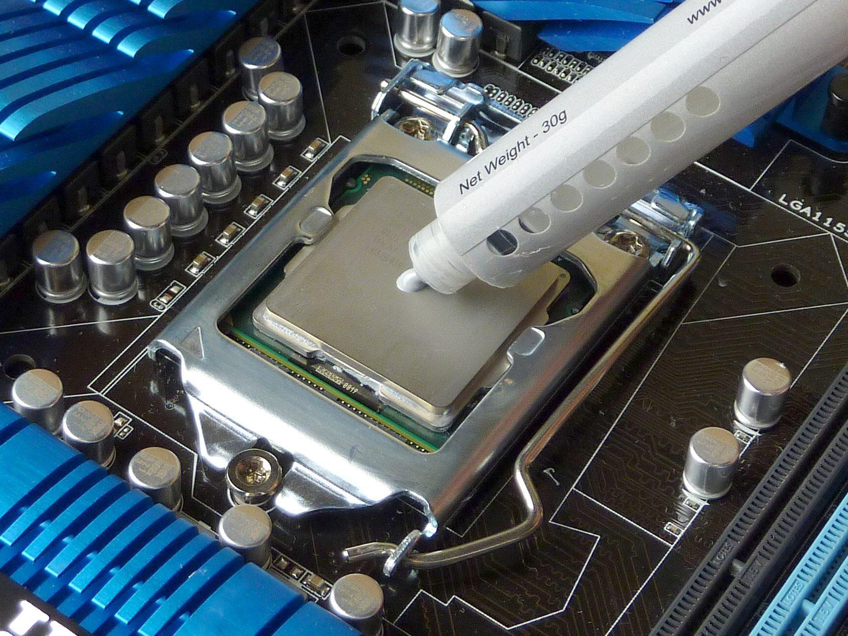 Лучшие термопасты для процессора