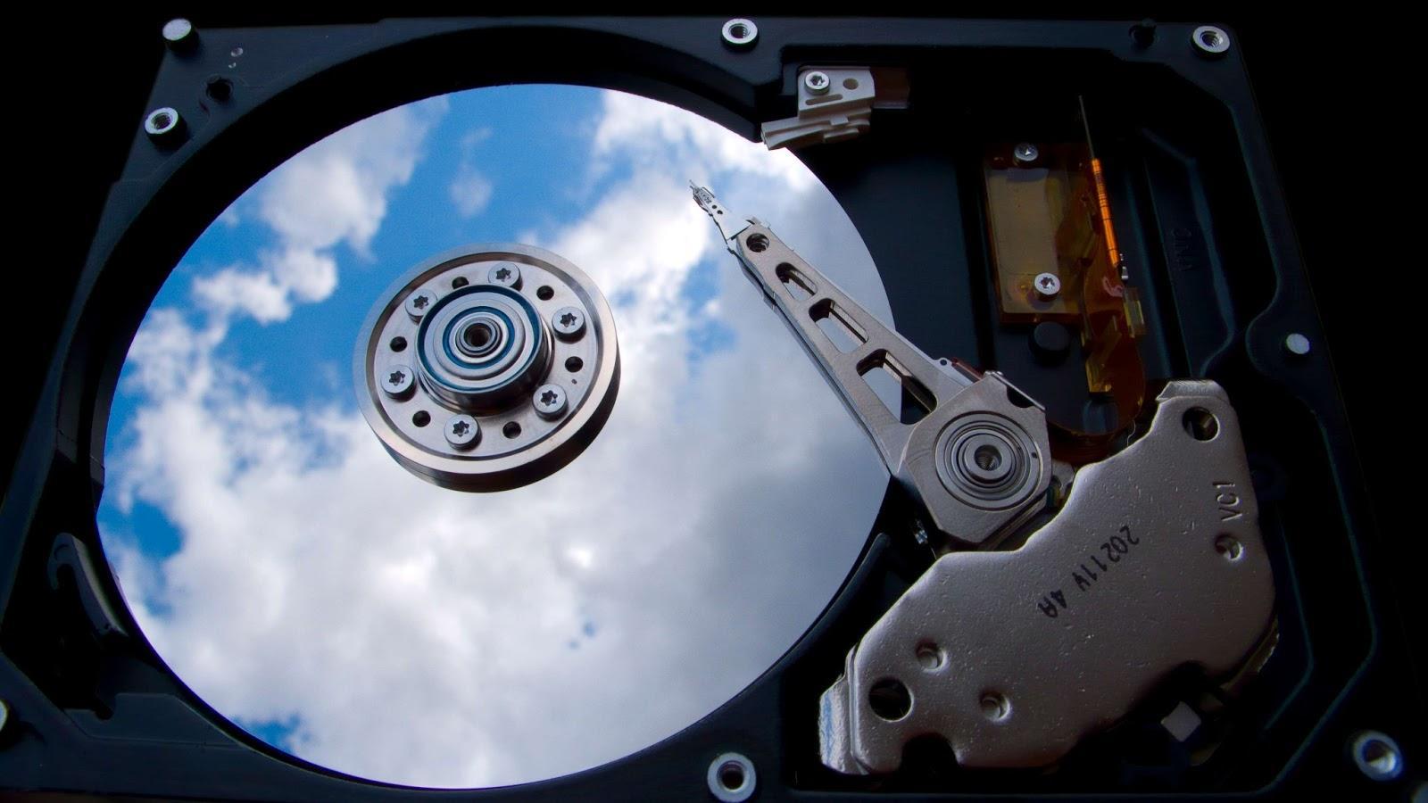 Удаляем виртуальный диск в Windows 10
