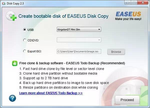 программа Disk Copy