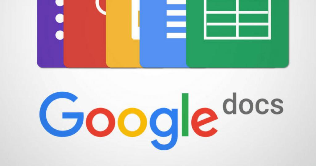 Логотип Google Docs