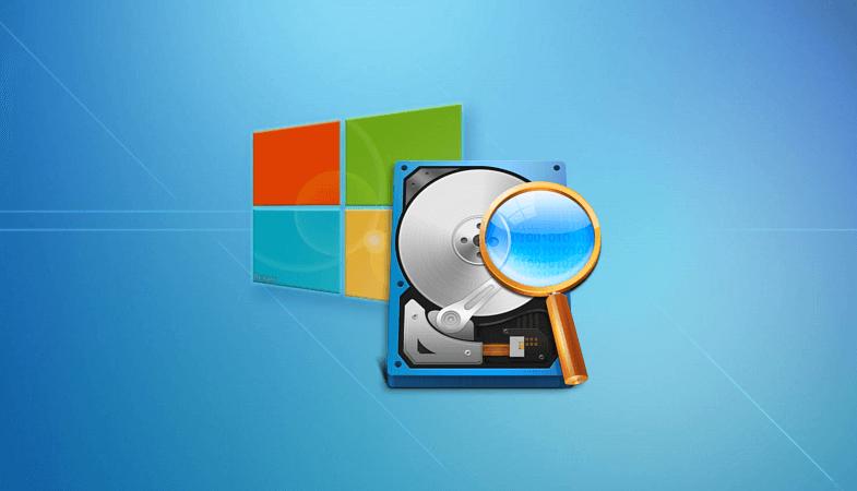 Проверка жесткого диска в Windows 10