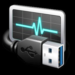 Иконка USB шнур, проверка