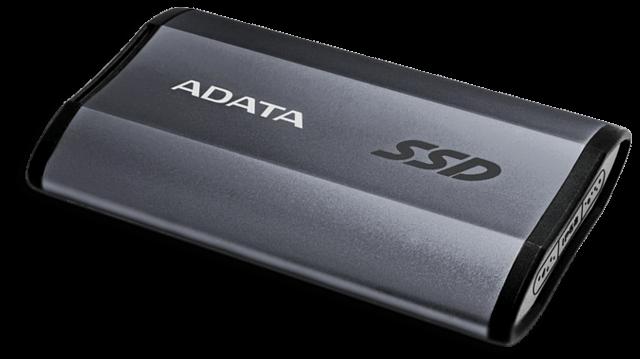 Внешний SSD диск ADATA