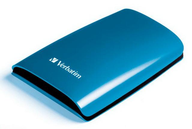 Внешний жесткий диск SSHD Verbatim