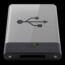Иконка внешний жесткий диск USB