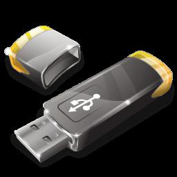 Иконка флешка, USB диск