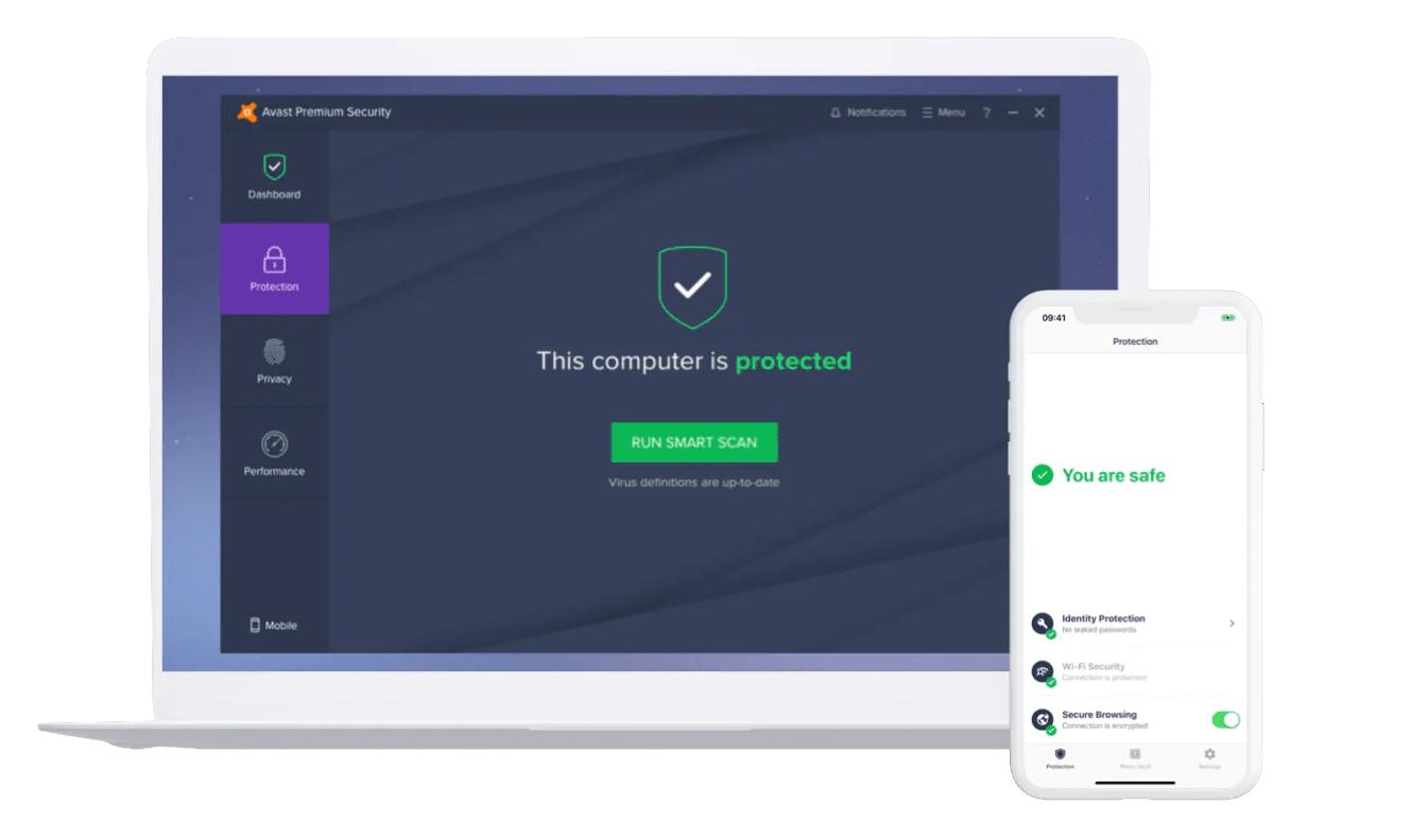 Отменяем автоматическое продление подписки в Avast