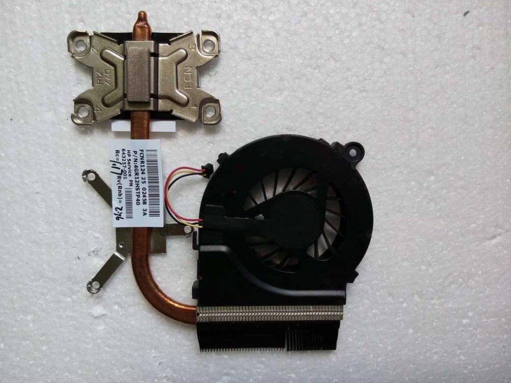 Кулер HP G6