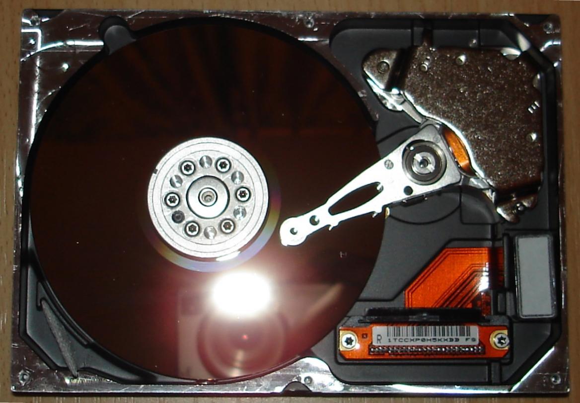 Исправляем ошибку ввода вывода жесткого диска