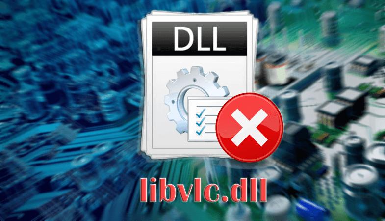 Ошибка файла libvlc.dll