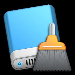 Иконка диск, SSD, очистка