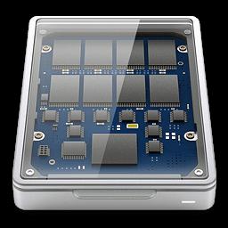 Иконка SSD, устройство