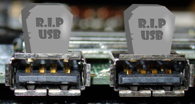 причины неисправности usb-порта