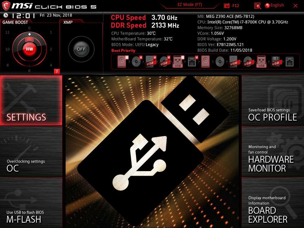 Что такое USB Legacy в BIOS?
