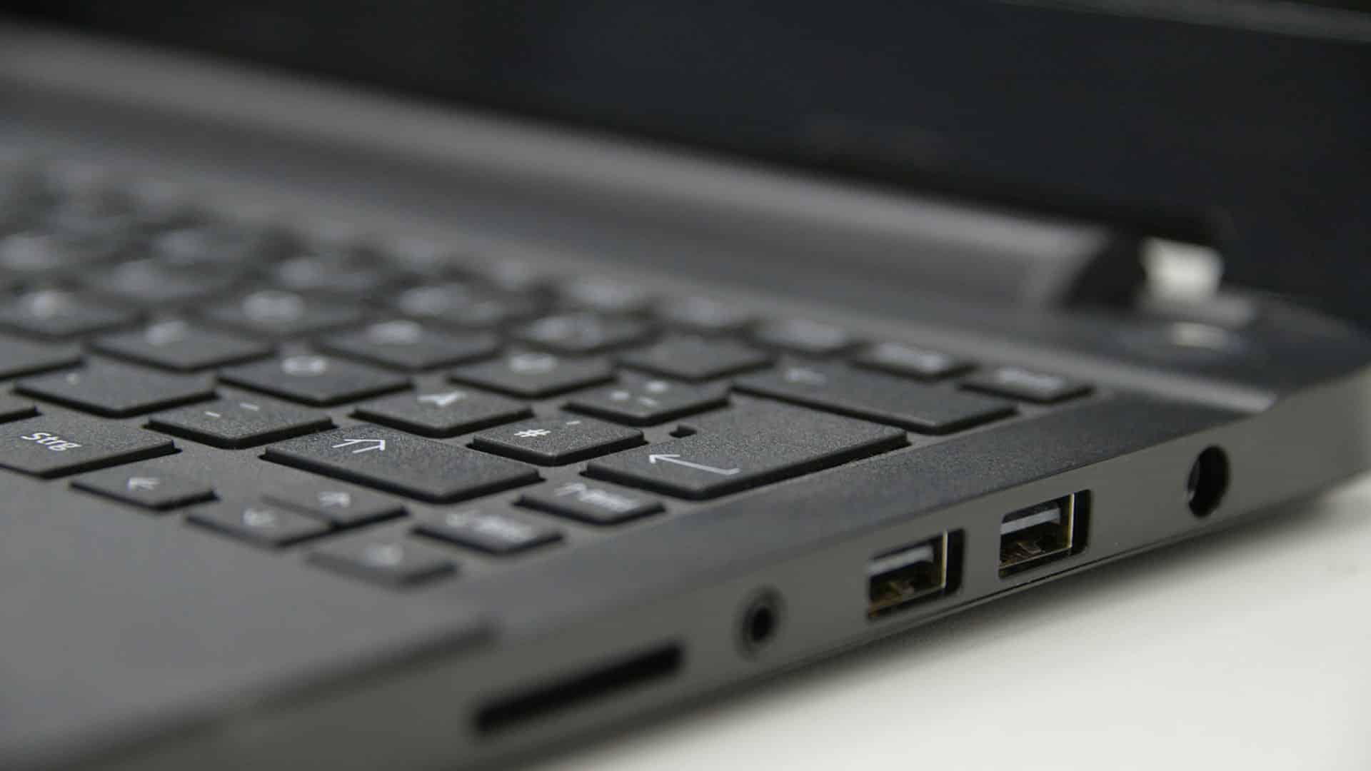 На ноутбуке не работает порт USB
