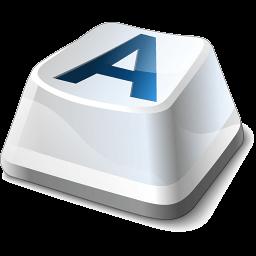 Иконка клавиша, кнопка