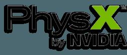 Иконка PhysX Nvidia